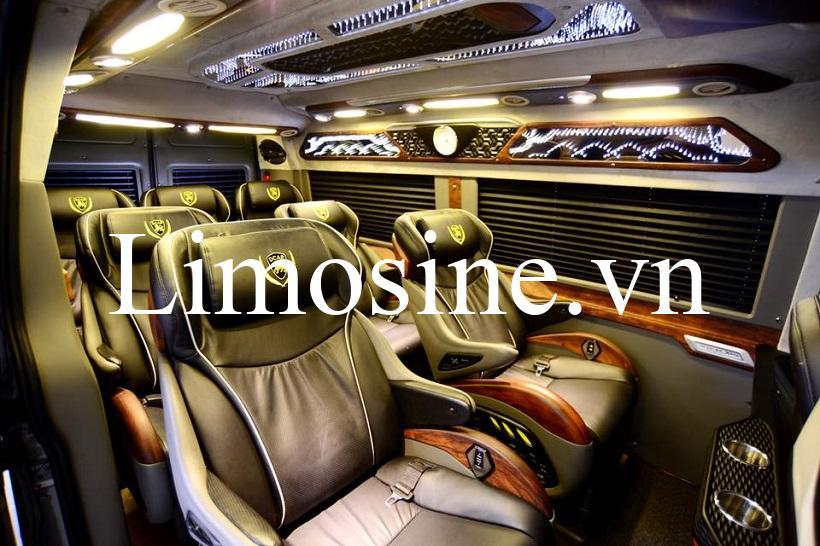 Xe Anh Quốc limousine: Bến xe, giá vé, số điện thoại đặt vé đi Vũng Tàu