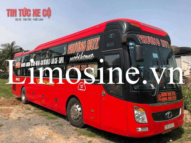 Top 8 nhà xe Thái Nguyên Sapa Lào Cai giá rẻ limousine giường nằm