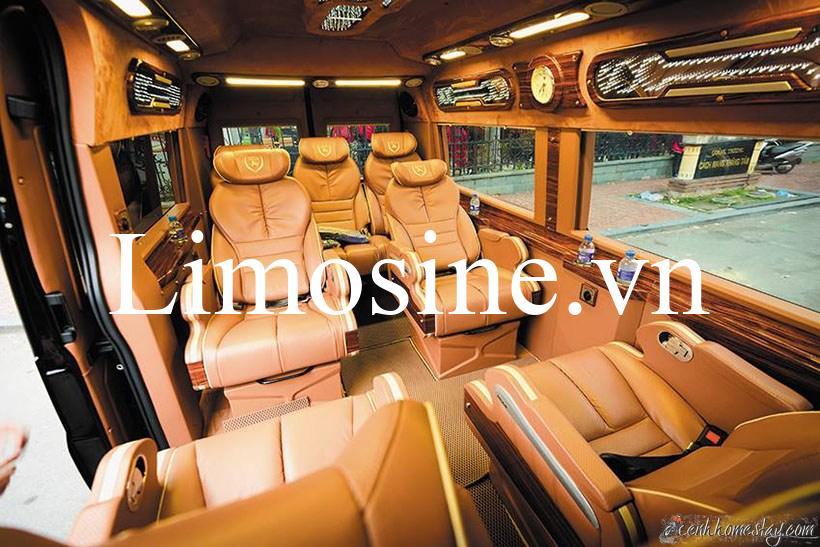 Top 20 Nhà xe limousine Hà Nội Quảng Ninh giường nằm chất lượng cao