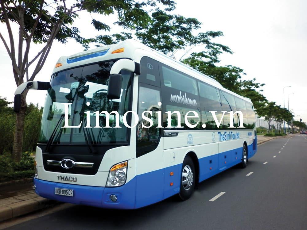 Top 20 Nhà xe đi Nha Trang, xe limousine Sài Gòn Nha Trang giường nằm