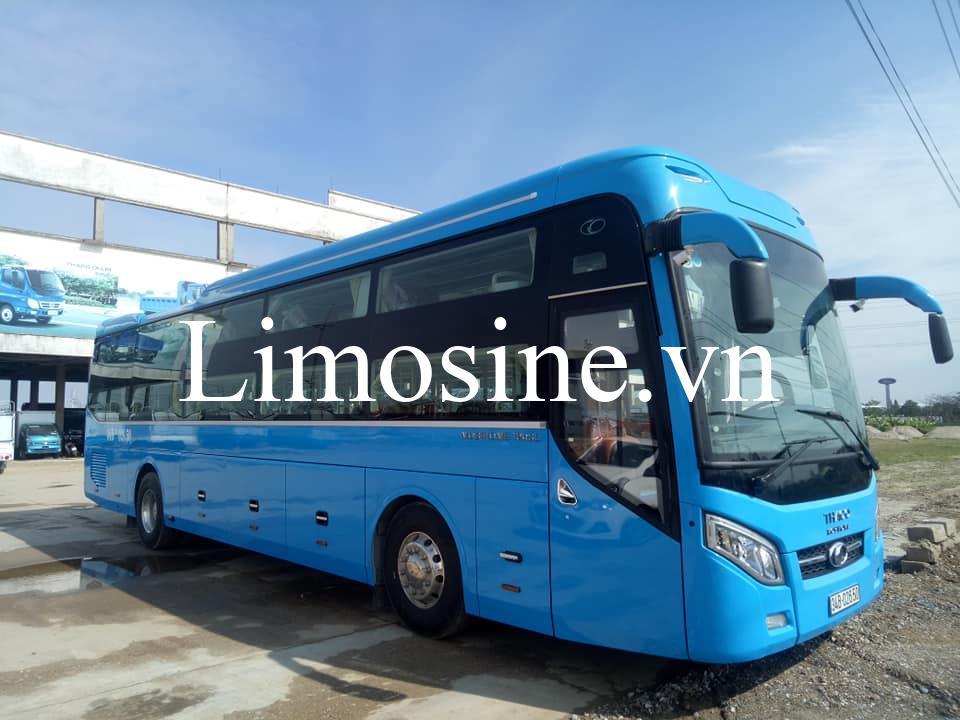 Top 20 Nhà xe đi Đà Nẵng, xe khách limousine Sài Gòn Đà Nẵng giường nằm