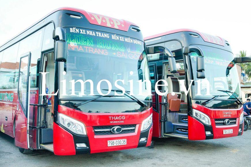 Top 20 Nhà xe đi Phan Thiết, xe limousine Sài Gòn Mũi Né giường nằm
