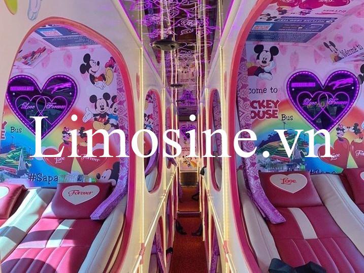 Top 20 Nhà xe đi Sapa, đặt vé xe limousine đi Sapa Hà Nội giường nằm