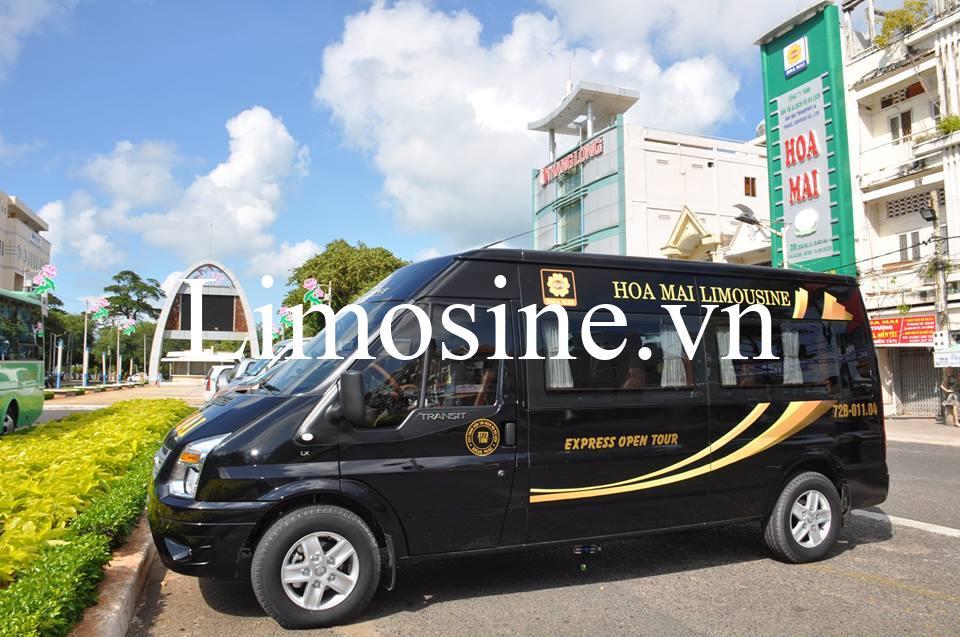 Top 20 Nhà xe đi Vũng Tàu, xe limousine đi Vũng Tàu Sài Gòn TPHCM sân bay