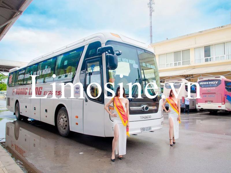 Top 20 Nhà xe limousine Hà Nội Hải Phòng xe khách giường nằm tốt nhất