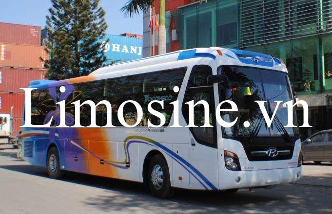 Top 20 Nhà xe khách đi Thái Nguyên, xe limousine Hà Nội Thái Nguyên giường nằm