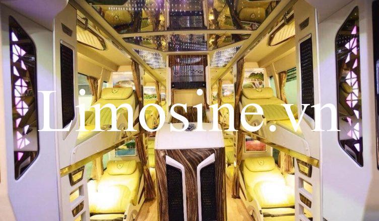 Top 20 Nhà xe khách đi Quy Nhơn, xe limousine Quy Nhơn Sài Gòn giường nằm