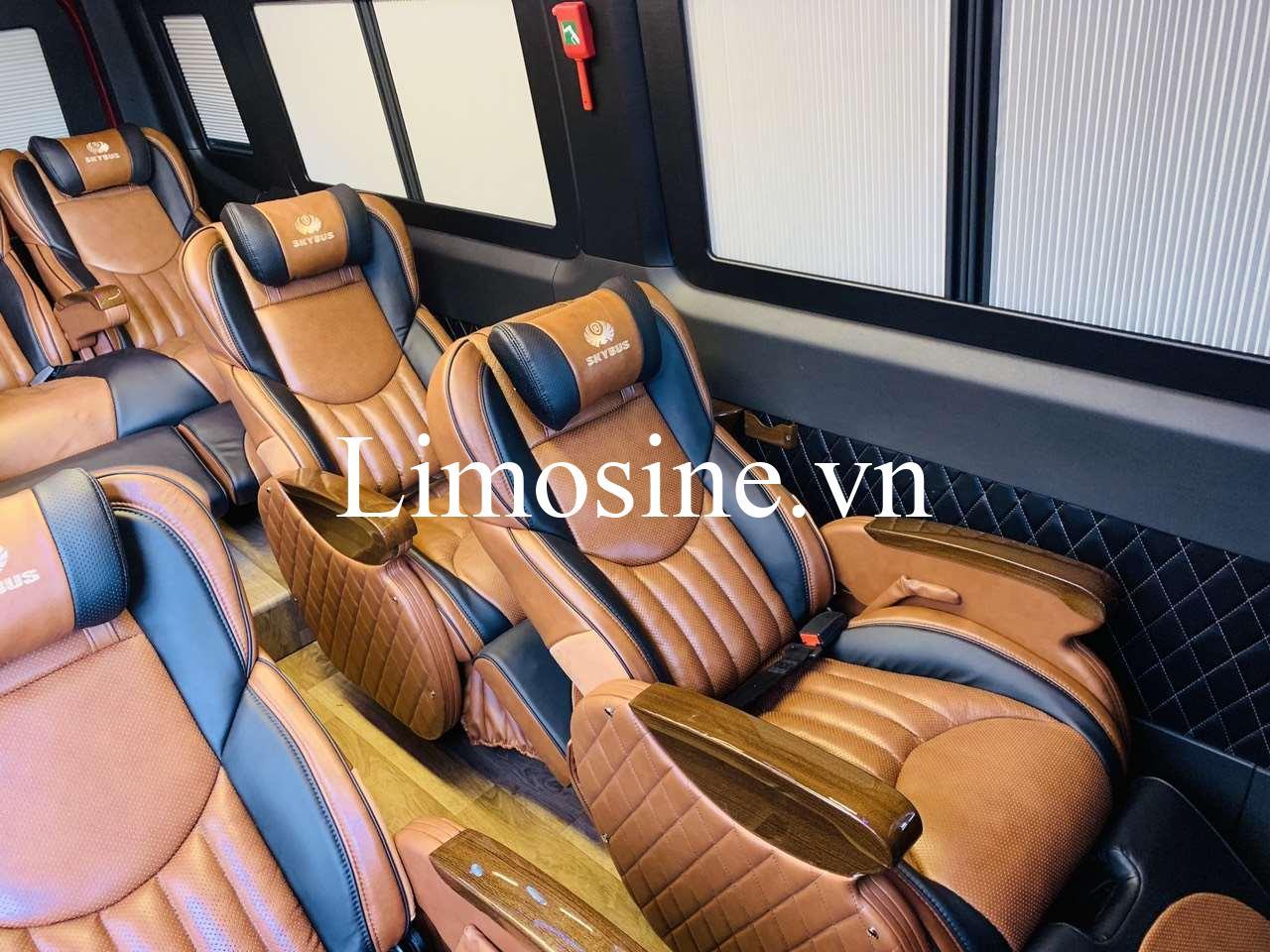Top 15 Nhà xe Nha Trang Đà Lạt xe khách limousine giường nằm tốt nhất