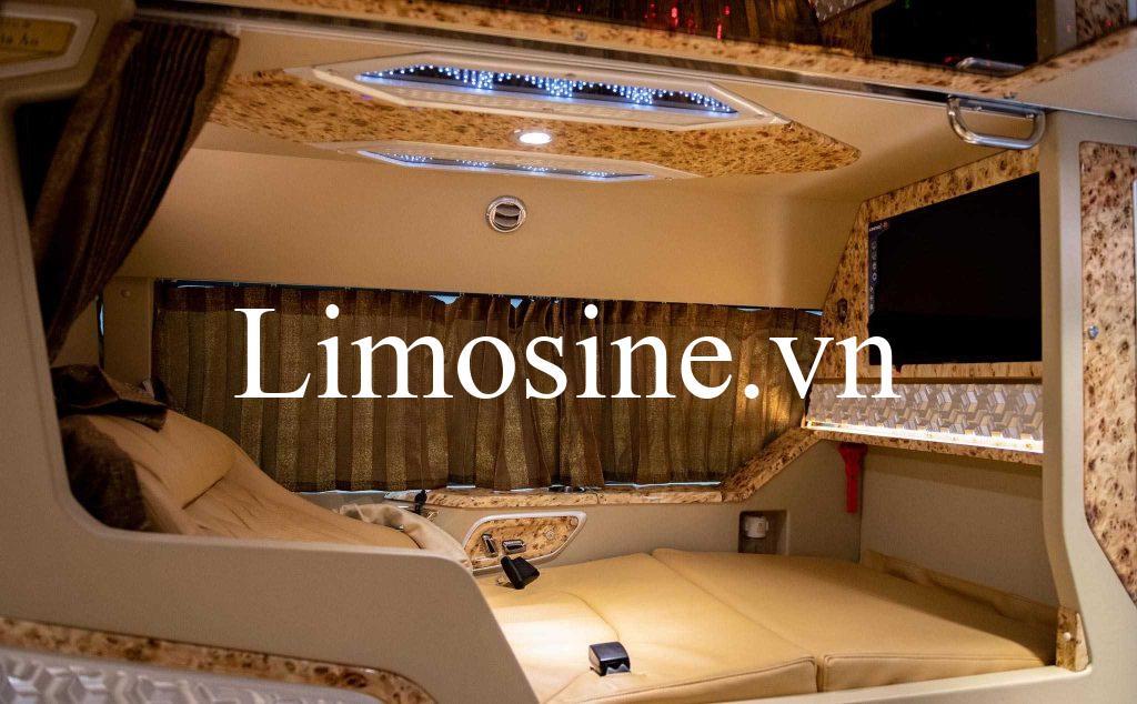 Top 20 Xe đi Đà Lạt xe limousine đi Đà Lạt Sài Gòn giường nằm tốt nhất