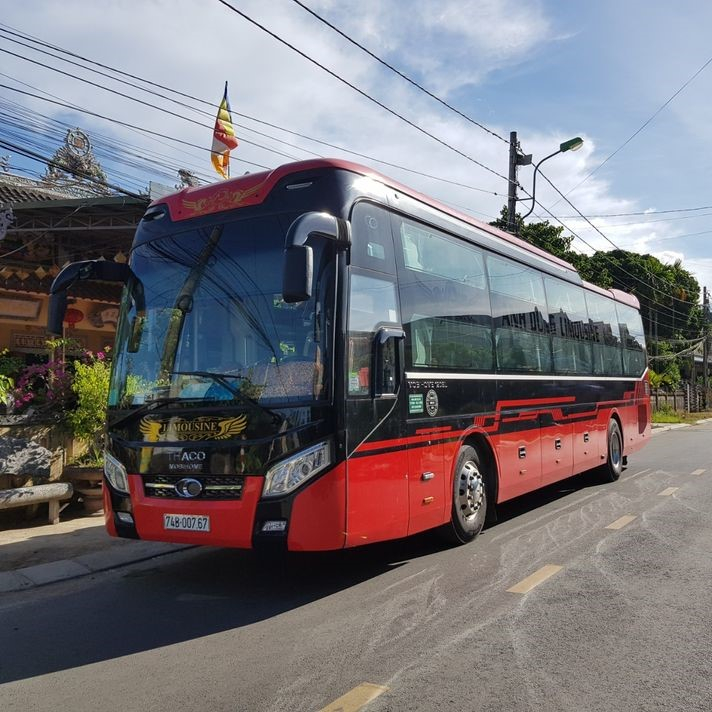 Top 12 xe đi Hội An, các nhà xe limousine Sài Gòn Hội An chất lượng cao