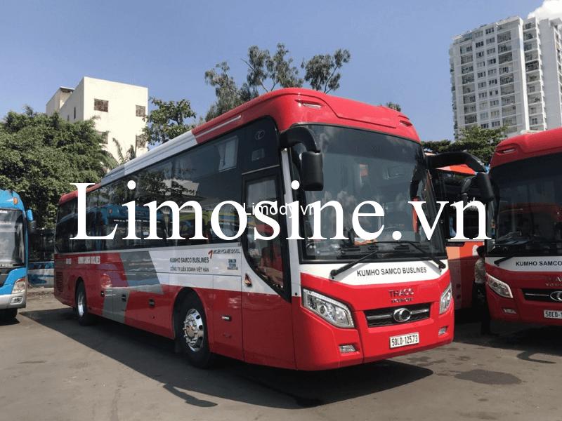 Top 26 Nhà xe đi Phan Rang, xe limousine Sài Gòn Ninh Thuận giường nằm