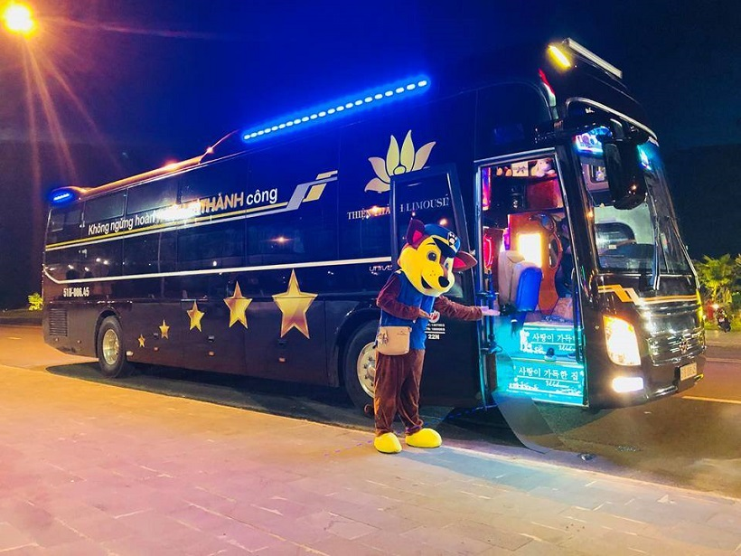 Top 20 Nhà xe đi Phú Yên, xe limousine Sài Gòn Phú Yên giường nằm tốt nhất