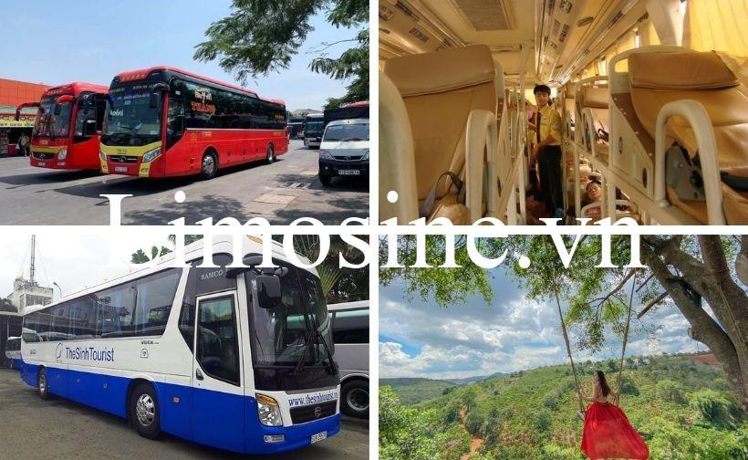 Top 6 Nhà xe Hà Nội Đà Lạt: đặt vé xe khách limousine giường nằm