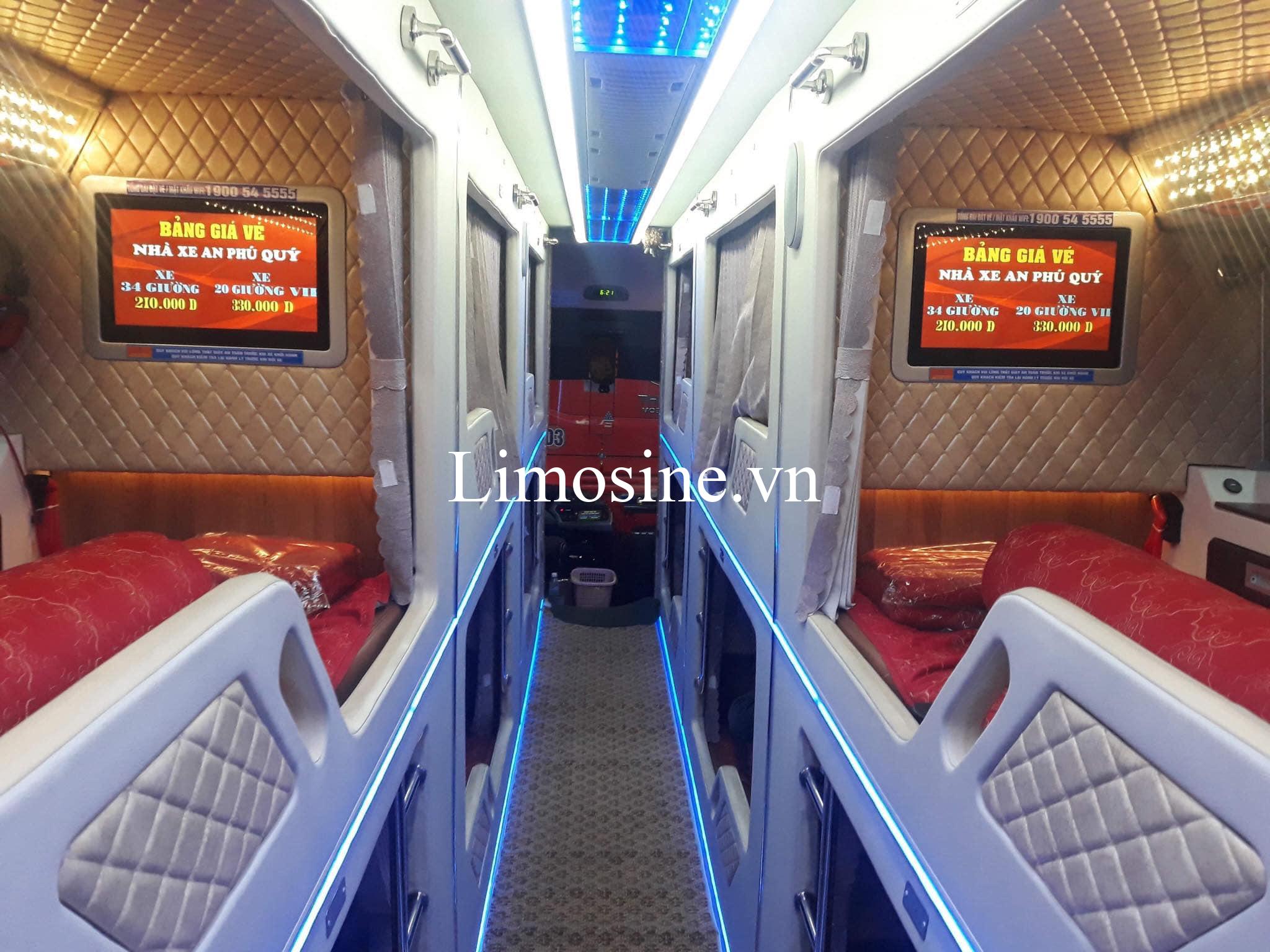 Top 13 Nhà xe đi Hà Tĩnh, xe khách Hà Nội Hà Tĩnh limousine giường nằm