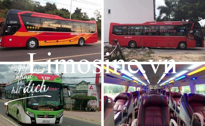 Top 18 Nhà xe Hà Nội Daklak - Buôn Ma Thuột limousine giường nằm