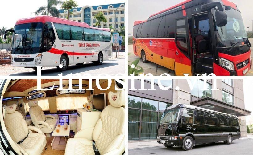 Top 8 Nhà xe khách Hà Nội Cát Bà limousine giường nằm tốt nhất