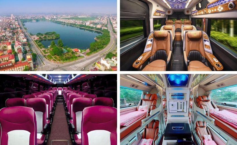 Top 11 Nhà xe đi Hải Dương, xe khách Hà Nội Hải Dương limousine giường nằm