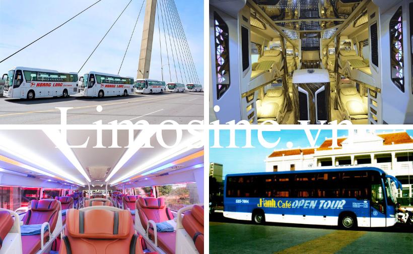 Top 13 Nhà xe khách Hà Nội Nha Trang limousine giường nằm chất lượng cao