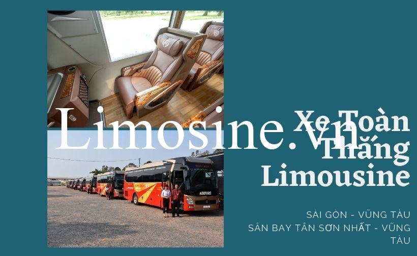 Xe Toàn Thắng Limousine: Địa chỉ bến xe, giá vé, lịch trình và số điện thoại