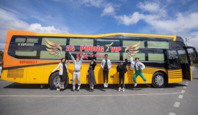 Top 15 Nhà xe Đà Lạt Bình Dương: vé xe khách limousine giường nằm