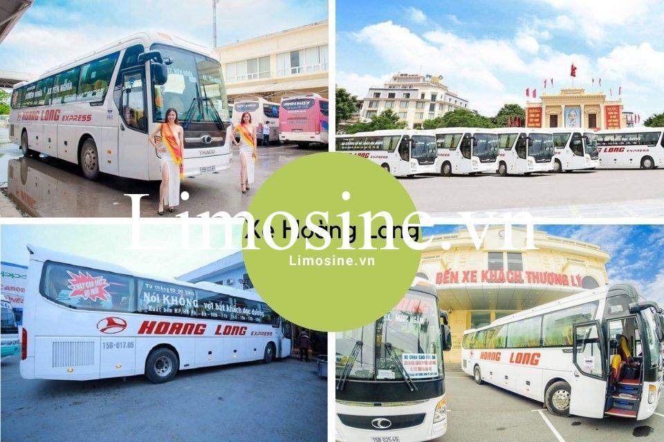 Nhà xe Hoàng Long: Cập nhật giá vé, số điện thoại, bến xe, lộ trình di chuyển