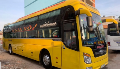 20 Nhà xe đi Bình Phước Sài Gòn đặt vé xe khách limousine giường nằm