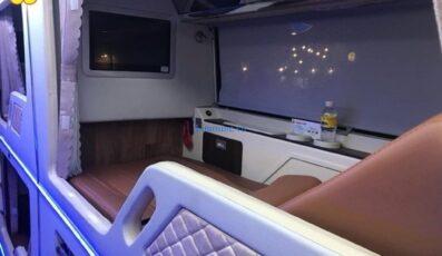 Top 15 Nhà xe khách Hà Nội Bình Phước đặt vé limousine giường nằm