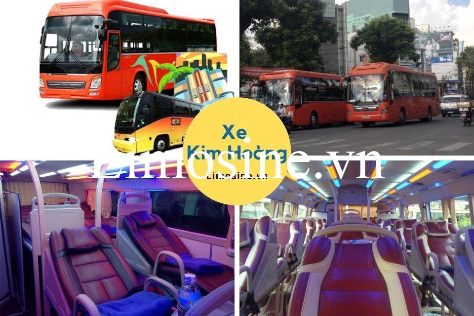 Xe Kim Hoàng: Liên hệ số điện thoại đặt vé, bến xe, tuyến đường di chuyển