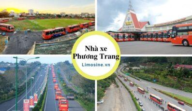 Xe Phương Trang: Bến xe, hotline đặt vé, giá vé và lịch trình chi tiết nhất