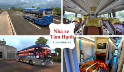 Nhà xe Tâm Hạnh: Bến xe ở đâu, giá vé, lịch trình và số điện thoại hotline