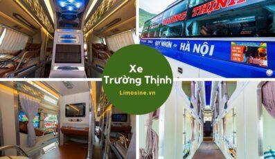 Nhà xe Trường Thịnh: Số điện thoại hotline, giá vé, bến xe và lịch trình A-Z
