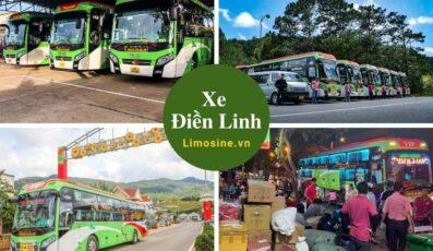 Nhà xe Điền Linh: Bến xe, giá vé, số điện thoại đặt vé và lịch trình di chuyển