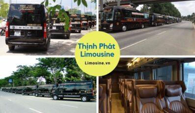 Xe Thịnh Phát Limousine: Số điện thoại đặt vé, giá vé, bến xe và lộ trình